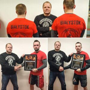 Marcin Borowski – Czarny Pas Defendo